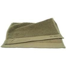 House of Carp Legergroen Handdoekje Compact