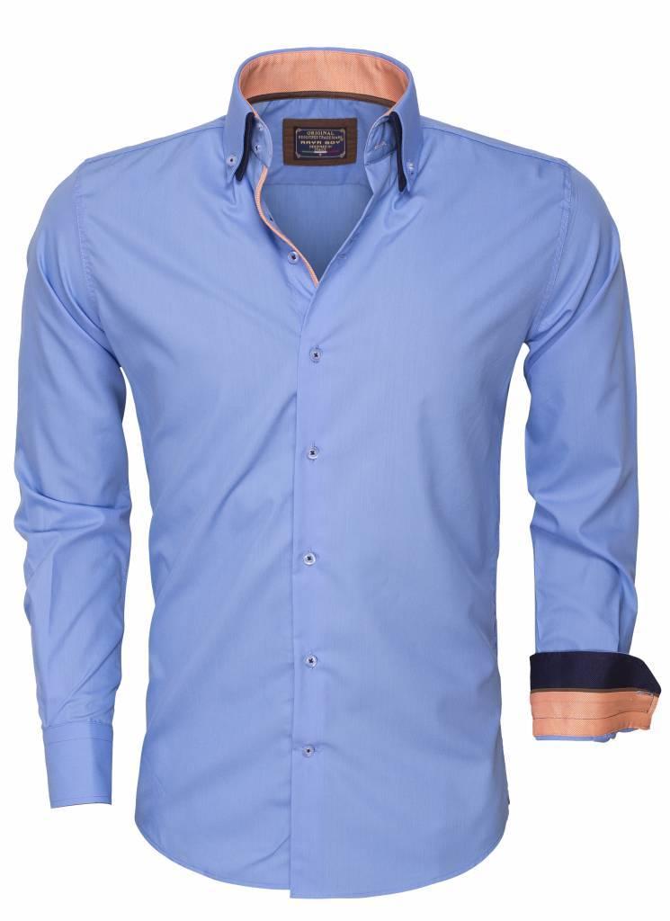 Arya Boy Overhemd.Arya Boy Overhemd 85272 Blauw Hagust360 Com