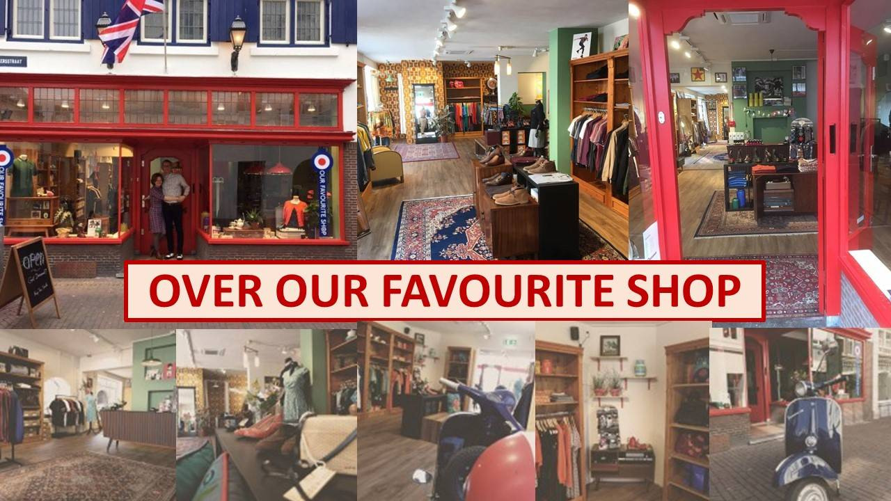 ABOUT OUR FAVOURITE SHOP ROERMOND