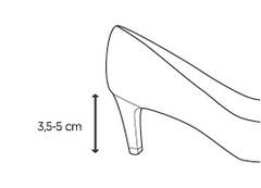 Colori Middelhoge hak (3,5 - 5 cm)