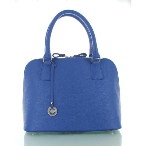 Felina, Leren Handtas Royal Blue