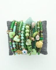 Producten getagd met groenen armbandjes voor dames