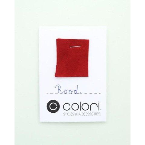 Kleurstaal Rood
