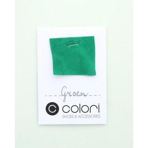 Kleurstaal Groen
