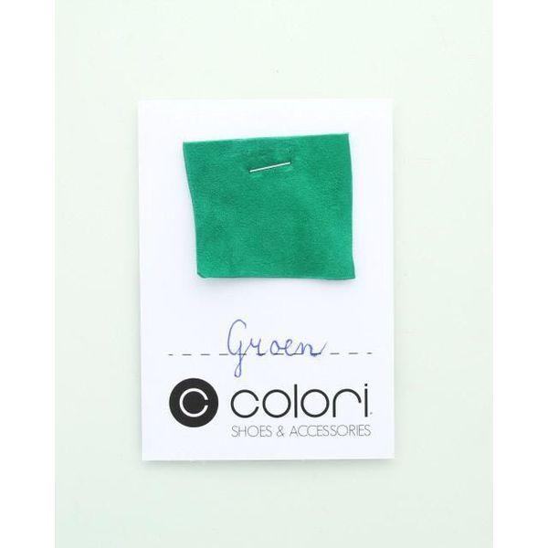 Colori Kleurstaal Groen
