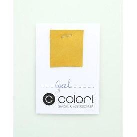 Colori Kleurstaal Geel