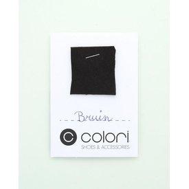 Kleurstaal Bruin