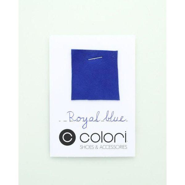 Kleurstaal Royal Blue