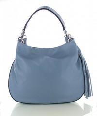 Producten getagd met leren ijsblauwe handtas