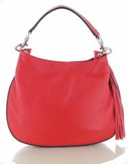 Producten getagd met rode handtas