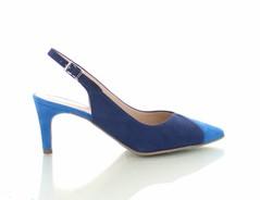 Producten getagd met blauwe slingback voor dames