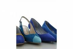 Schoenen en accessoires in de kleur Royal Blue