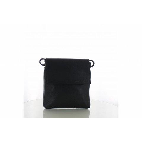 Twin Bag Klep Zwart