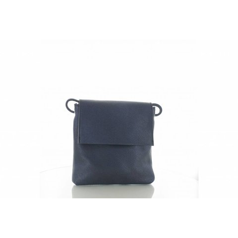 Twin Bag Klep Donkerblauw