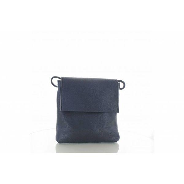 Colori Twin Bag Klep Donkerblauw