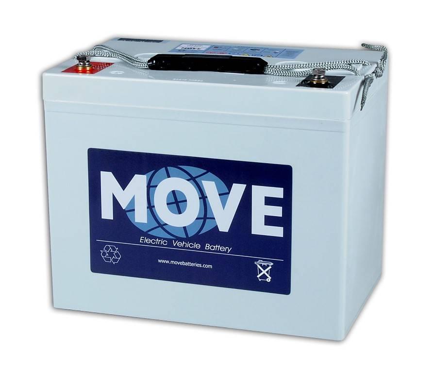 Scootmobiel Accu Move 12V - 85AH