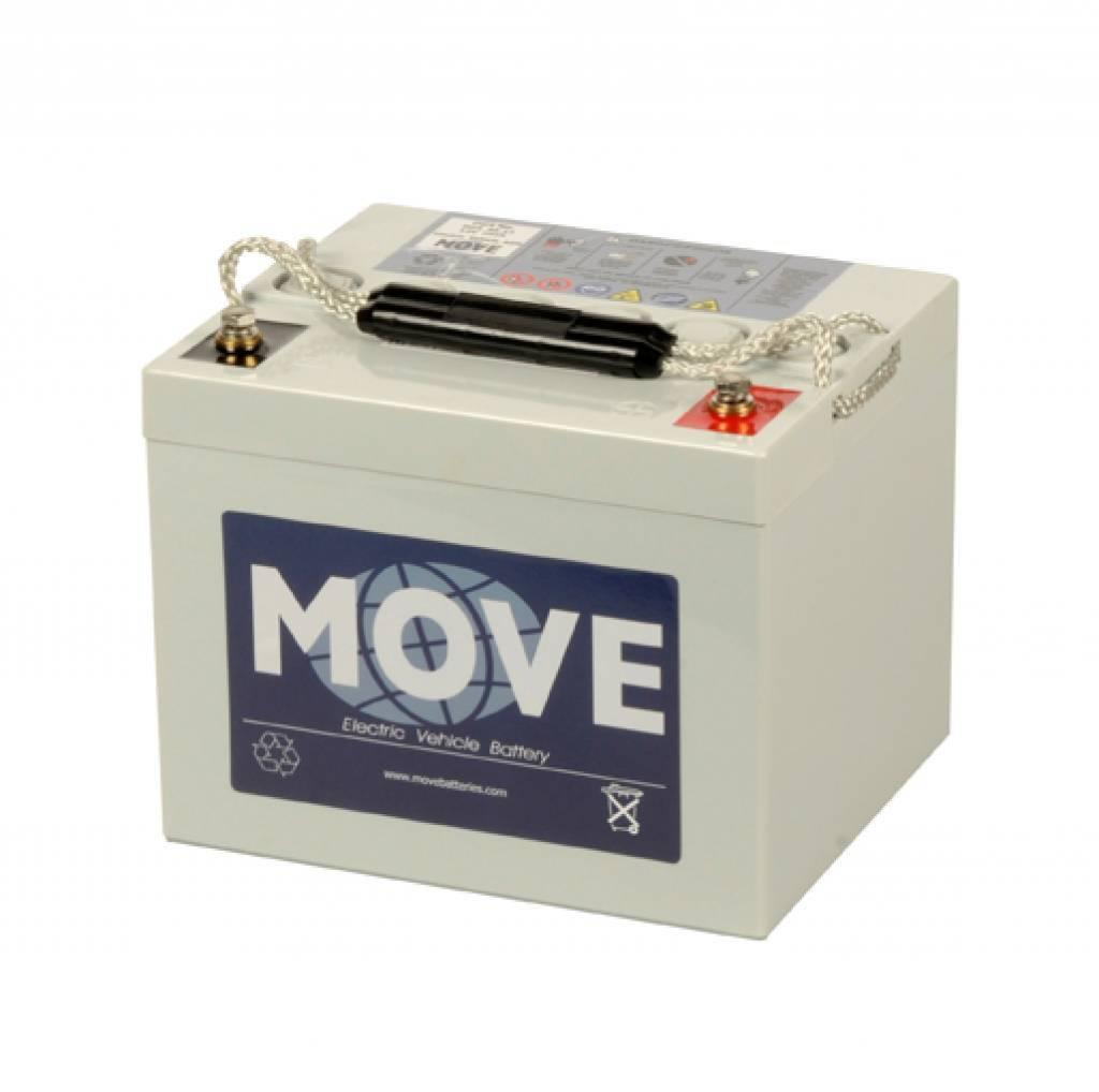 Move Scootmobiel accu Move 12V-50Ah