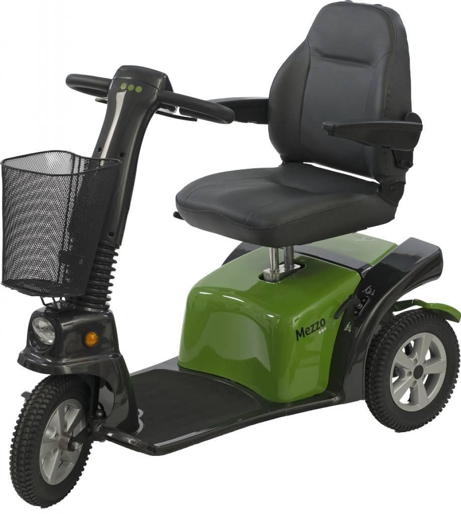 Life&Mobility Scootmobiel Mezzo 3