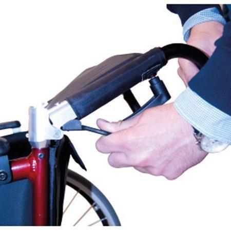 """Drive Medical Licgtgewicht Rolstoel D-Lite 24"""""""