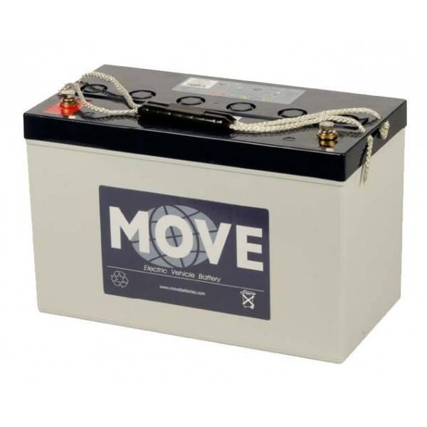 Scootmobiel Accu Move 12V - 98AH Gel