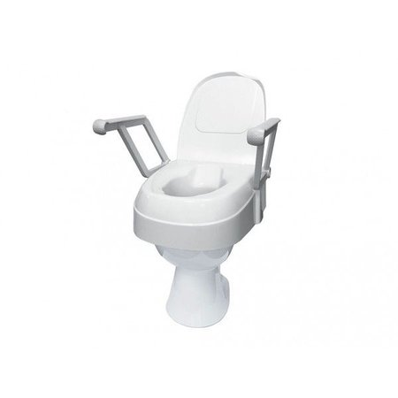 Drive Medical Toiletverhoger Relax Plus