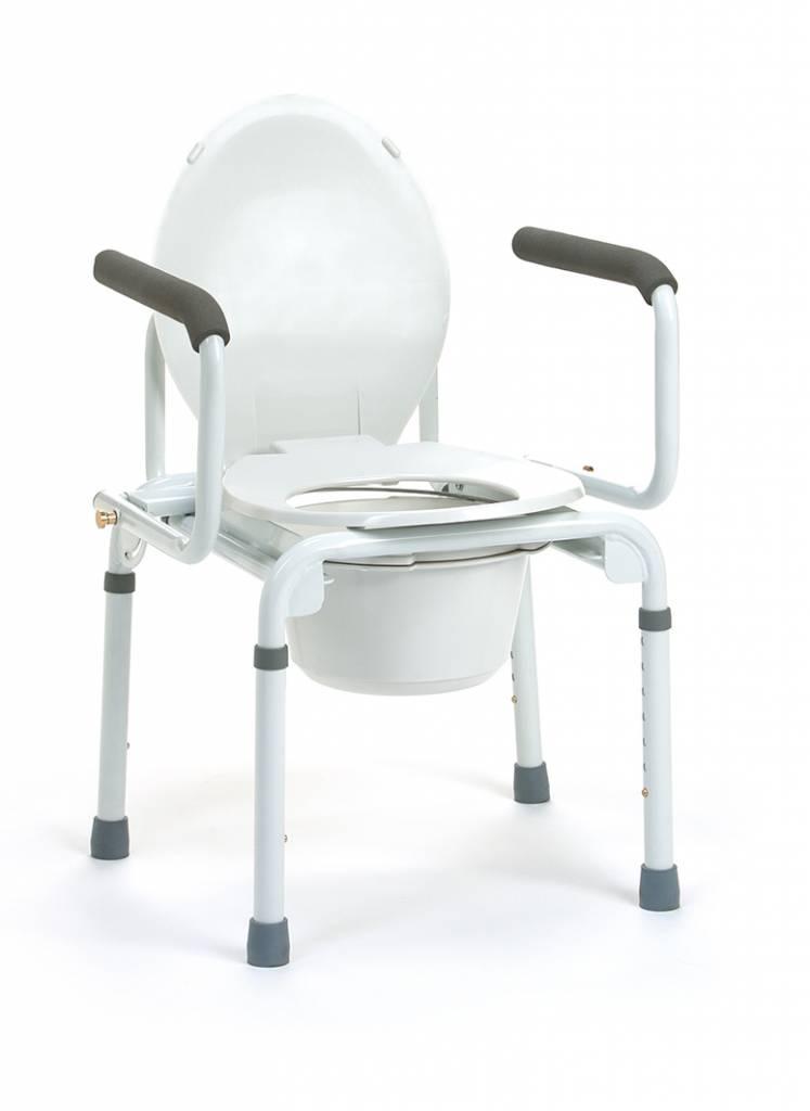 Toiletsteun en Toiletstoel
