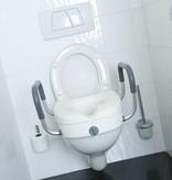 Toiletzit Verhoger met Armsteun