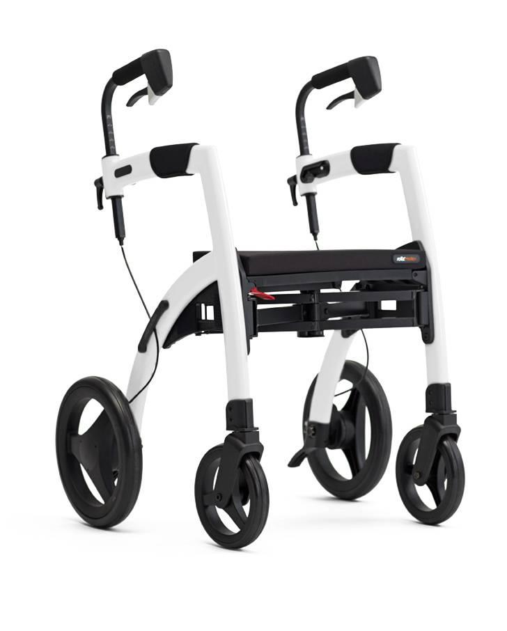 Rollz Motion De rollator en rolstoel ineen