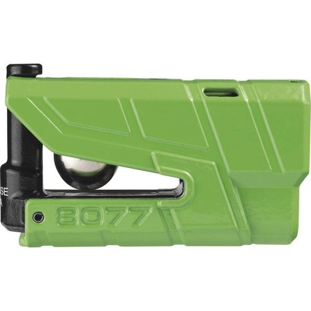 Abus Schijfremslot Granit Detecto X Plus 8077 alarm ART 4 Groen
