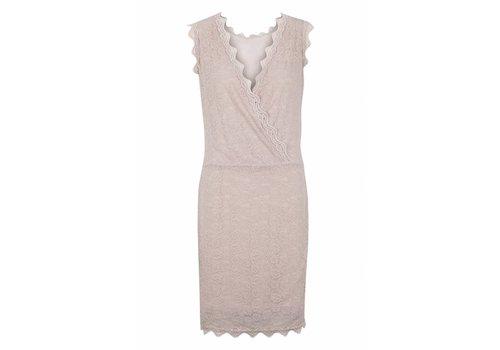 Tina Wodstrup Kleid | Lace dress, no sleeve | Pail purple T