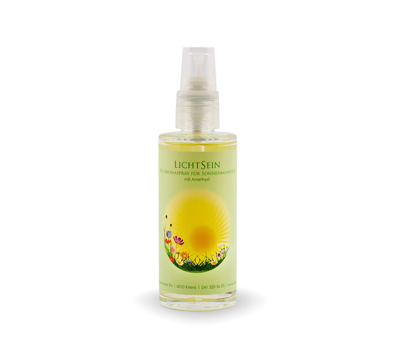 Bio Aromaspray | LichtSein | für Sonnenmomente