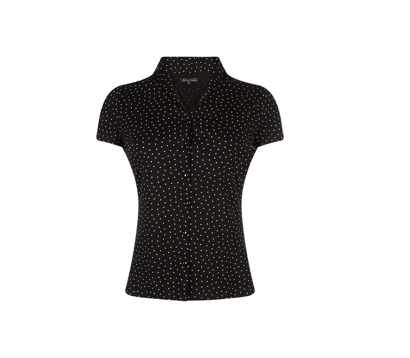 Bluse | Emmy Blouse Little Dots