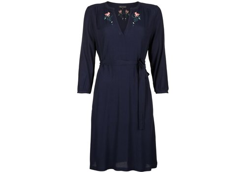 King Louie Kleid | Elsa Dress Matinee | Night Blue