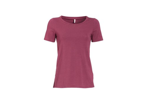 Blutsgeschwister Shirt | logo round neck |  healthy wine