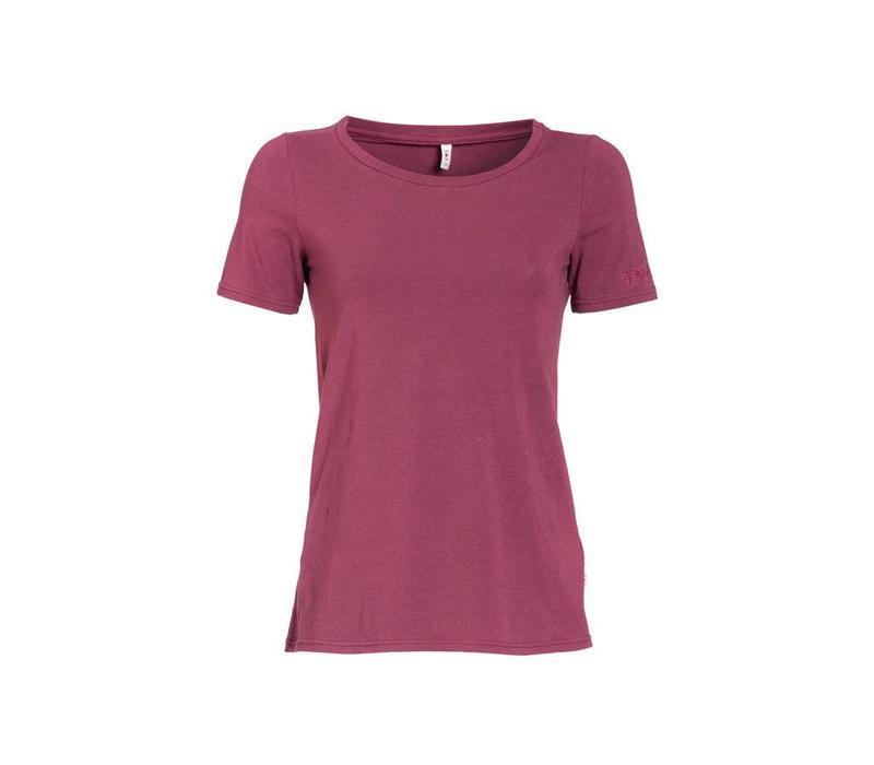 Shirt | logo round neck |  healthy wine