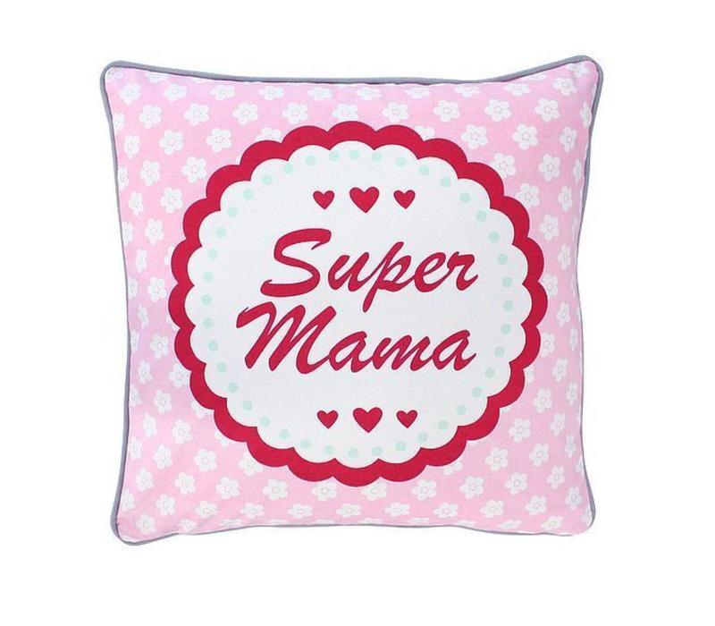 Kissen | Super Mama