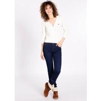 Cardigan | logo knit cardigan short | wintersleep