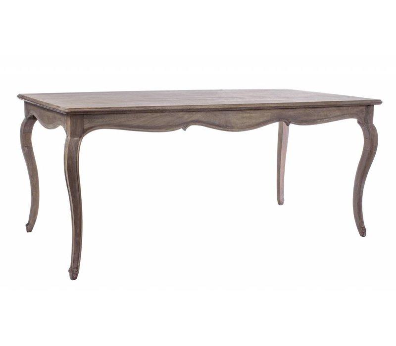 Tisch Landhausstil | Malika | Mangoholz | Massiv