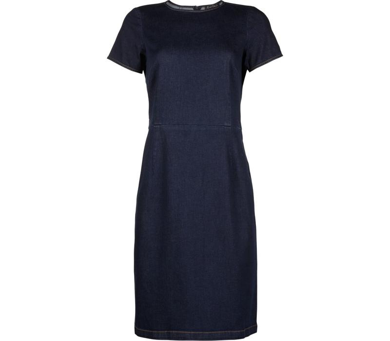Kleid | Mod Dress Denim | Ink blue
