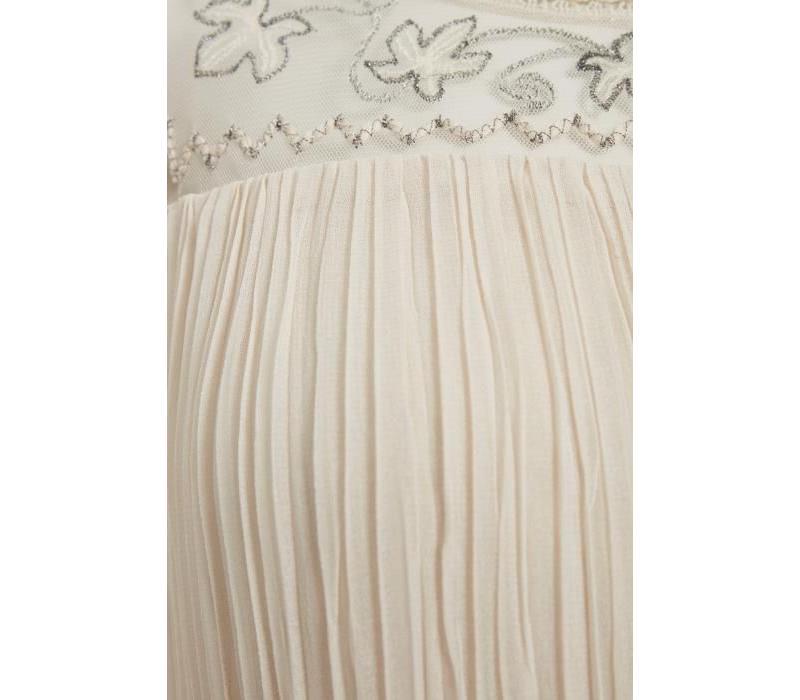 Bluse | Angolie blouse | Sandshell
