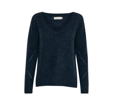 Cream Clothing Pullover | Kaitlyn Pullover | Navy Blue