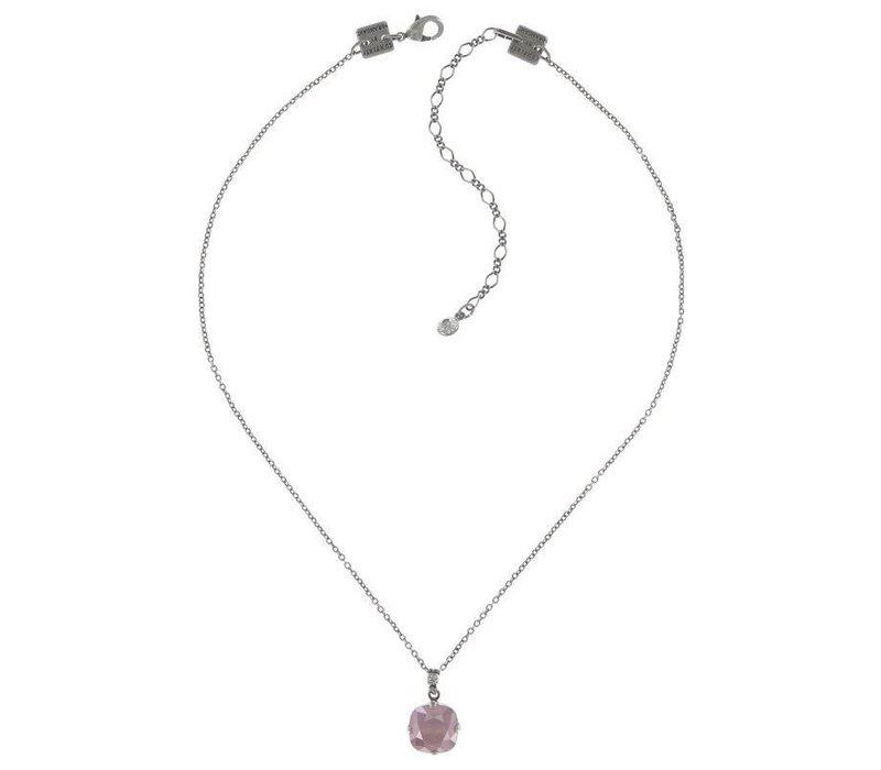 Halskette | Vintage Couture |  pastel multi