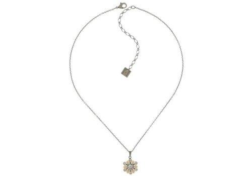 KONPLOTT Halskette | Dutchess | white crystal