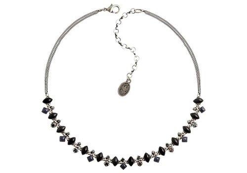 KONPLOTT Halskette |  Mini Treasure II | black