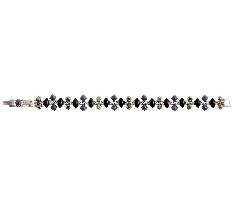 Armband |  Mini Treasure II | black