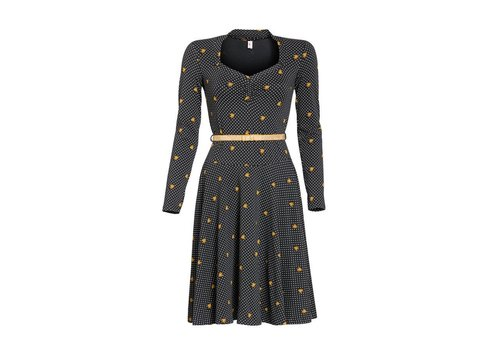 Blutsgeschwister Kleid | tidy and polite dress | all night long