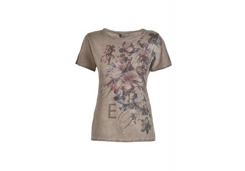 DEHA T-Shirt | Graphic T-Shirt | Dark Sand