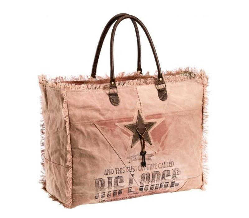 Shopper Gross | Weekender | Lodge | Canvas | Leder