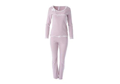 Louis & Louisa Pyjama Rippe | Engelchen | Mauve