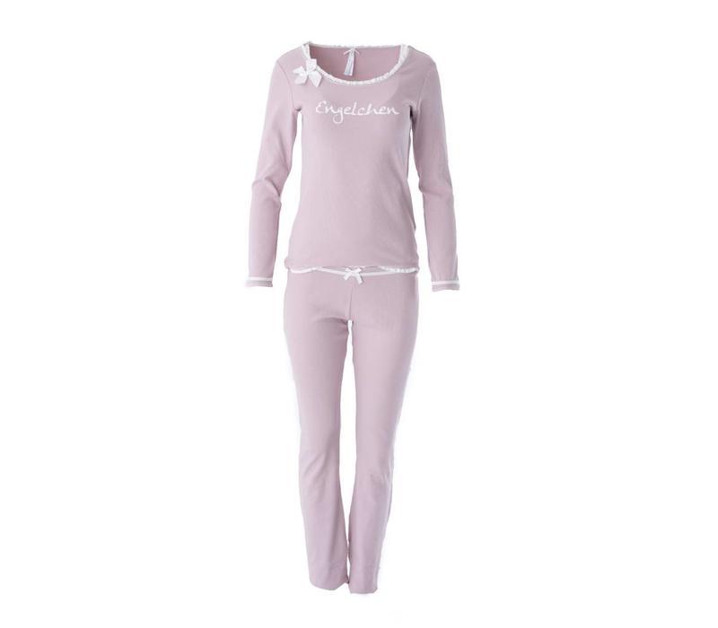 Pyjama Rippe | Engelchen | Mauve